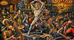 HİNTLİLERİN MEŞHUR RAMAYANA DESTANI ÇERKES NART MİTOLOJİSİYLE AYNI ŞEYİ Mİ ANLATIYOR?