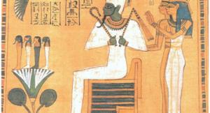Mısır'da ÇerkesNart Mitolojisiyle İlgili Yeni Papirüsler Bulundu!!!